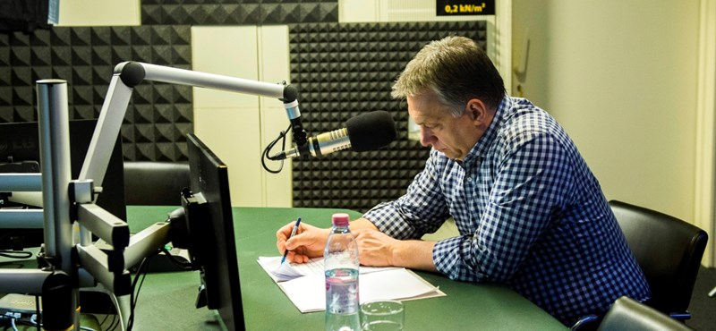 Orbán: Brüsszel meg akarja szüntetni a rezsicsökkentést