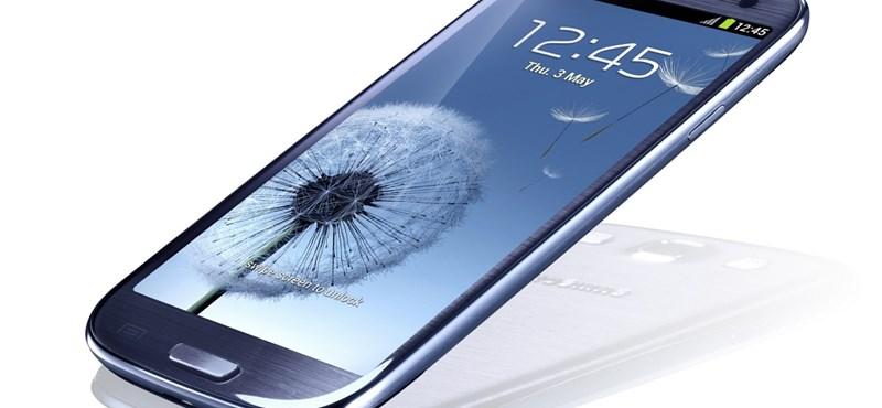 Jobb kijelzővel és akksival frissül a Samsung Galaxy S III