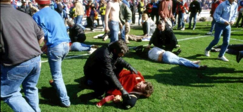 Rendőrök ellen is vádat emeltek a Hillsborough-tragédia ügyében