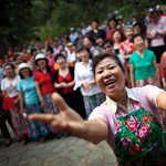 Így ünnepli 90. évfordulóját a Kínai Kommunista Párt - Nagyítás-fotógaléria