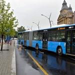 Végigfolyatta az olajat Budán és Pesten az Ikarus Egyedi sokat kritizált busza