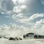 Nem fogja elhinni, hogyan készült ez az Audi R8-reklámfotó