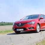 Sosem volt jobb formában: Renault Megane-teszt