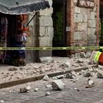 A 7,5-ös földmozgás után még 140 utórengés volt Mexikóban