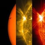 Így csak a NASA láthatja: ilyen gyönyörű fényjelenségek vannak a világűrben