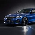 A kínaiak is megkapták a maguk új 3-as BMW-jét, ami persze 11 centi pluszban van