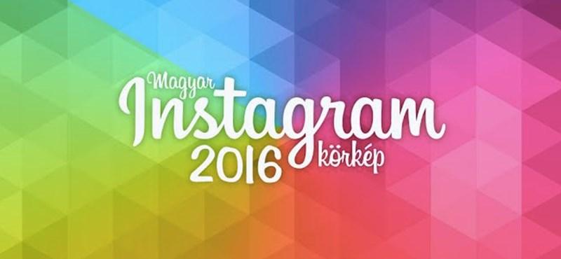 Itt van minden, amit tudni akar a magyar instagramozókról