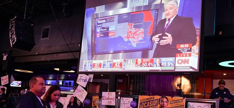 Trump gyengült, az amerikaiak változást akartak