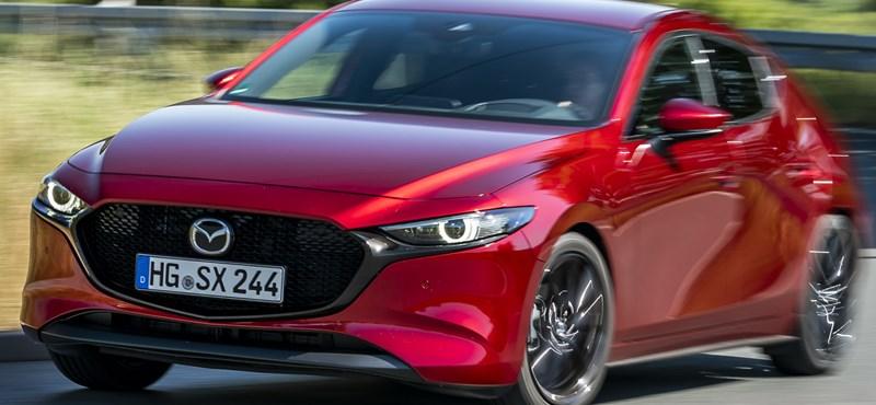 Nem halott a dízel – vélekedik a meglepetéssel készülő Mazda