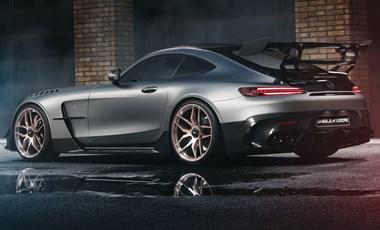 789 lóerő: még komolyabb lett a legerősebb V8-as Mercedes-AMG