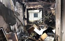 Gyurcsány képeket posztolt a porig égett irodáikról