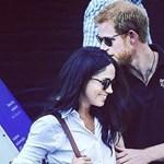 """""""Love is in the air"""" – személyes képet posztolt Harry herceg – fotó"""