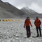 Klein Dávid ma nem hódítja meg a Mount Everestet