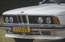 Új gazdára talált Sean Connery egykori ikonikus BMW kupéja