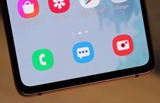 Már arról is pletykálnak, milyen lesz a kijelző kialakítása a Samsung Galaxy S21-nél