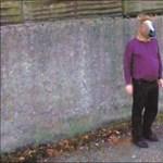 Bizarr lóálarcost fotózott le a Google Street View