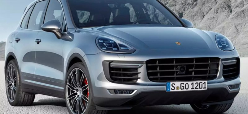 Augusztus végén itt az új Porsche Cayenne, akár 700 lóerős hibridként is