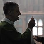Titkosan gyűjtöttek adatokat a papi pedofíliáról készült filmdrámához
