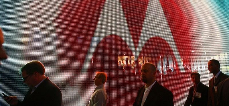 A Google megveszi a Motorola mobilgyártót