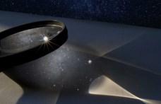 Visszanéztek az időben a csillagászok, miután találtak ehhez egy trükkös megoldást