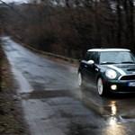 """Mini Cooper S JCW teszt: """"egyesek szerint a világ legjobb autója"""""""