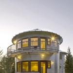 Meghökkentő siló-ház: ön szívesen lakna benne? (fotókkal)