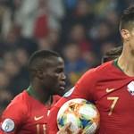 Budapesten lesz Cristiano Ronaldóék bázisa
