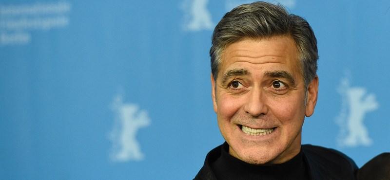 Mekkora szélhámos lehet az, aki George Clooney-nak adja ki magát?