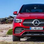 Válasz az BMW X6-ra: itt az új Mercedes GLE Coupé