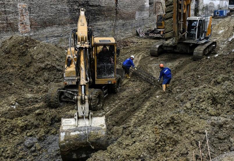 Összeomlás jöhet, ha nem kap megint állami segítséget az építőipar
