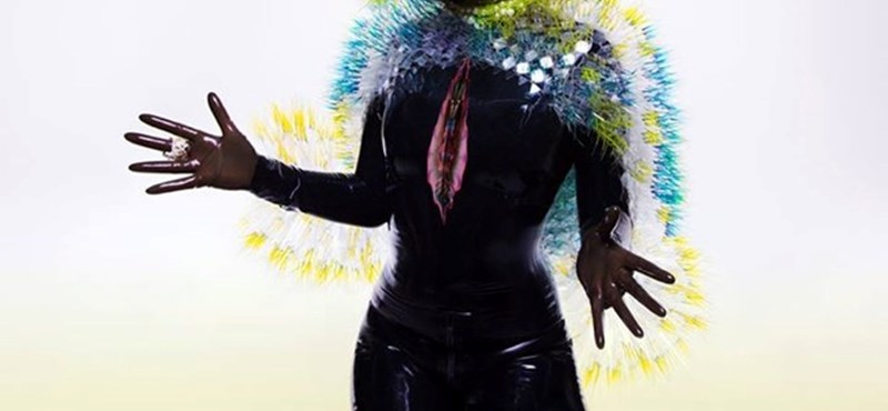 Fantasztikus, felkavaró és megrázó -- Björk új lemeze