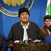 Új választások jönnek Bolíviában, miután elmenekült az elnök