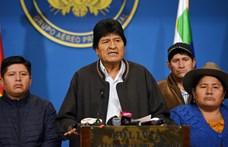 Lemondott Evo Morales
