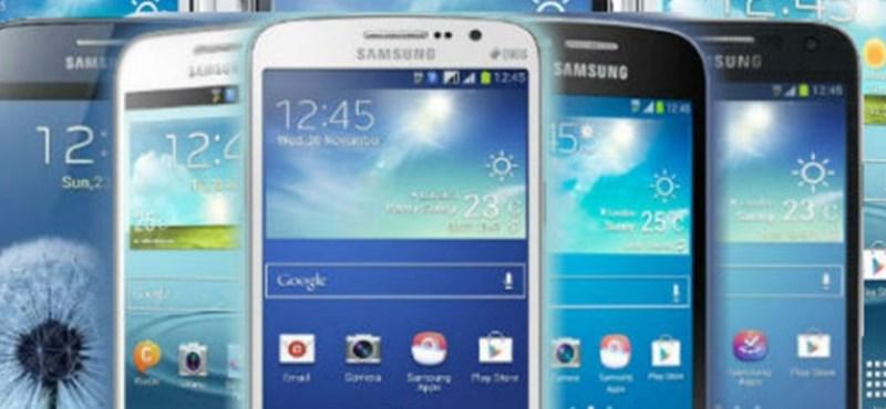 Kiszivárgott egy lista: rengeteg új eszközt tervez ebben az évben (is) a Samsung