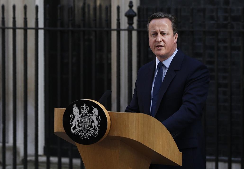 afp.16.06.24. - Cameron lemondott, Cameron lemondása, Brexit