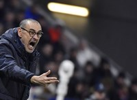 Kirúgták a Juventus vezetőedzőjét