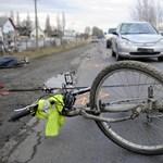 Egyre több a hazai bringás, de sajnos vezetik az eu-s halálos baleseti statisztikát