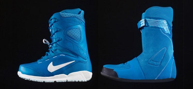 Eleven színekben pompázó snowboard cipők a Nike-tól