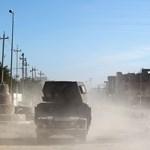 Csapást mértek az irakiak az Iszlám Államra