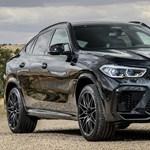 38,7 millió forinttól indul itthon a 600 lóerős BMW X6 M