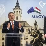 Janus-arcúan jótékonykodik a kormány Szegeddel