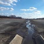 Eltűnt egy tó Szabolcs megyében