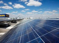 Az IKEA bemondta: heteken belül több energiát termel majd, mint amennyit elfogyaszt