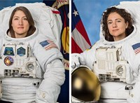 Lezajlott az első csak női űrséta