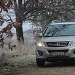 Nagy Falat a magyarnak - megjöttek a kínai autók