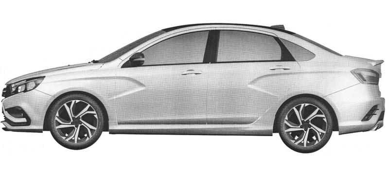 Erőt fitogtat a Lada: kezdődik az akár 180 lóerős új sportmodell gyártása