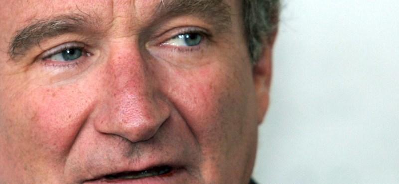 A pénzzel is meggyűlt a baja halála előtt Robin Williamsnek