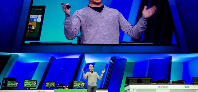 "Letölthető a Windows 8 ""Consumer Preview"" verziója"