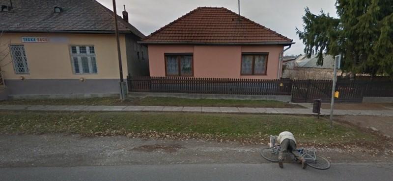 Nem csak Zalaegerszegnek, Emődnek is van elterült bringása a Google Maps szerint