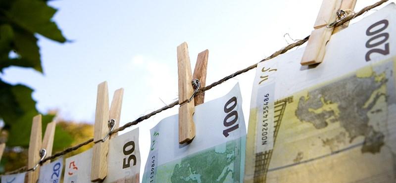 Több millió dollárt próbáltak tisztára mosni magyar cégeken keresztül
